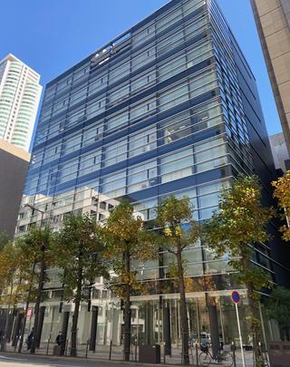 フライングフィッシュ株式会社 大阪支店外観